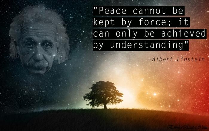 Einstein-quotes